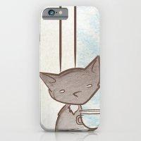 iPhone & iPod Case featuring Gigi Fifi by David Finley