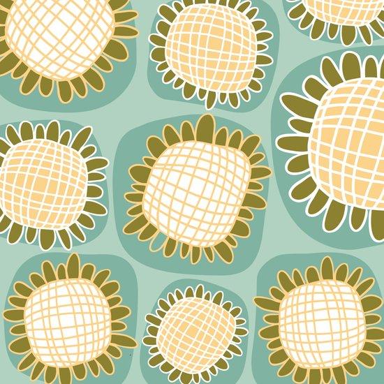 Cote d'Azur Blooms Art Print