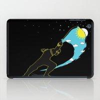 Ninja Slice iPad Case