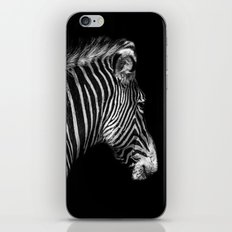 White Stripes Black Stripes iPhone & iPod Skin