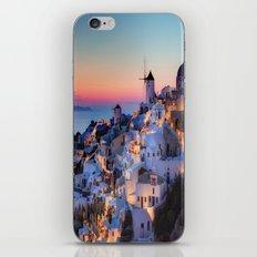 Santorin1 iPhone & iPod Skin