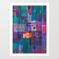 Abstract 10 Art Print