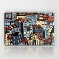 Little Town Laptop & iPad Skin