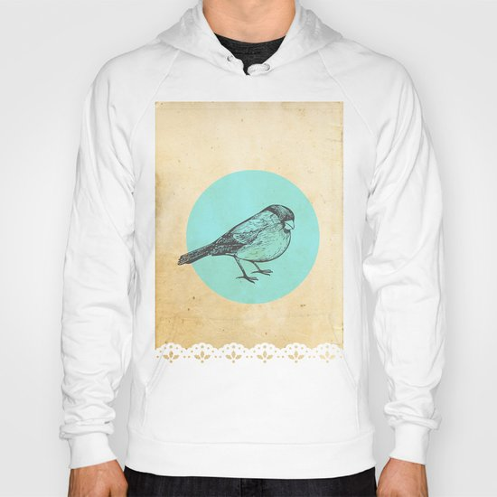 Spotted bird Hoody