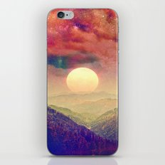 I Need A Forest Fire iPhone & iPod Skin