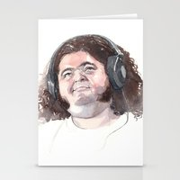 Jorge Garcia (Hurley) Stationery Cards