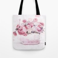 The tender touch Tote Bag