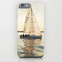iPhone & iPod Case featuring Sailing by Mary Kilbreath