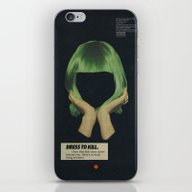 iPhone & iPod Skin featuring Chandelier by Frank Moth