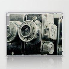 Hit Vintage camera Laptop & iPad Skin