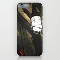 iPhone & iPod Case featuring Black and light by Zia Sombra