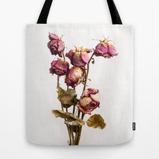 The old Roses Tote Bag
