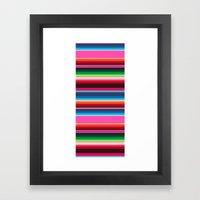 Baja Framed Art Print