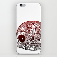Head iPhone & iPod Skin