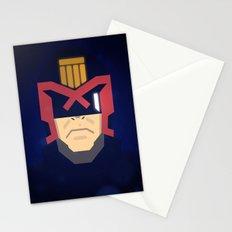 Dredd / Judge Dredd Stationery Cards