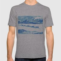 Iditarod Mens Fitted Tee Athletic Grey SMALL
