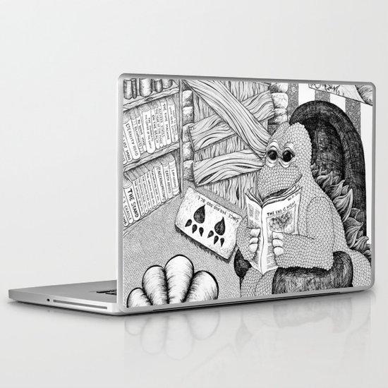 The End is Nigh Laptop & iPad Skin