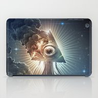 iPad Case featuring War Of The Worlds II. by Dr. Lukas Brezak