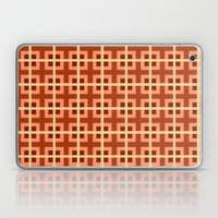 Pattern Orange Laptop & iPad Skin