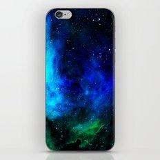 ζ Tegmine iPhone & iPod Skin