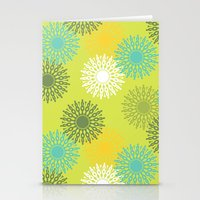 Retro Cold 8 Stationery Cards
