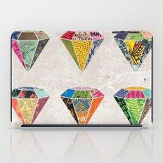 Diamonds Collage iPad Case