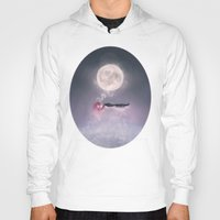 Moonsende / Back to Home Hoody