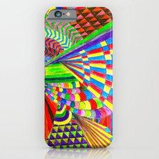Free Your Mind iPhone 6 Slim Case