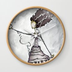 Bride of Frank Wall Clock