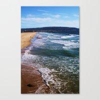 Just Beachy Canvas Print
