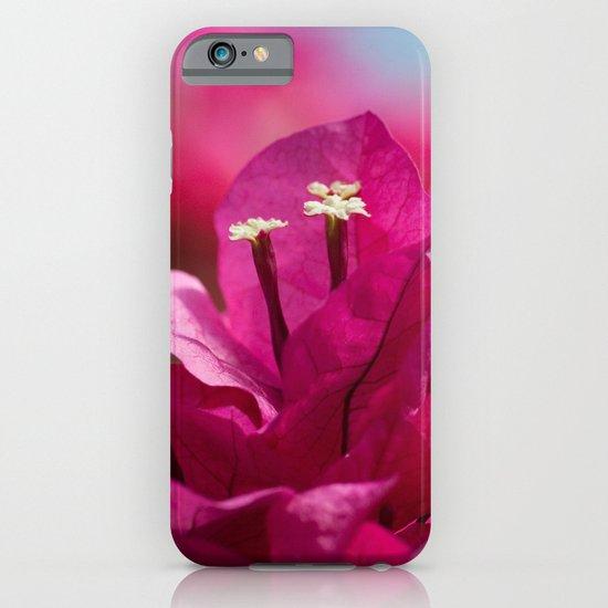 Bougainvillea flowers 843 iPhone & iPod Case