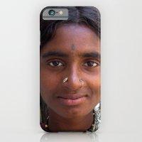 Indian Poor Woman iPhone 6 Slim Case