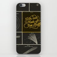 We Are Made Of Star Stuff iPhone & iPod Skin