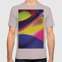 Twister Mens Fitted Tee Cinder SMALL