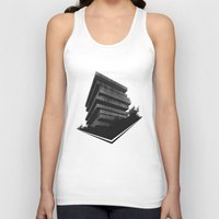 The Giant In The Forest Unisex Tank Top