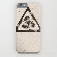 triangle iPhone & iPod Cases featuring TRIANGLE by Ali GULEC