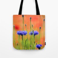 Sapphires and Rubies Tote Bag