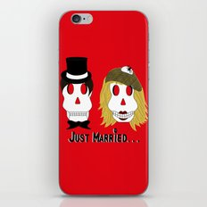 Marriage... iPhone & iPod Skin