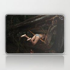 Don't go There, It's a Trap Laptop & iPad Skin