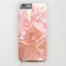 Peony Bloom iPhone 6 Slim Case