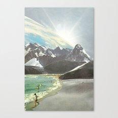 Mondi nuovi Canvas Print