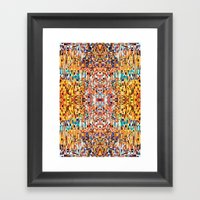 Open Your Window Framed Art Print