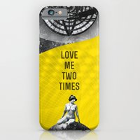 iPhone & iPod Case featuring Love me two times (Rocking Love series) by Antigoni Chryssanthopoulou - inogitna