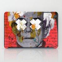Fame Kills iPad Case