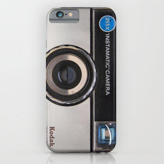 Instamatic Camera iPhone & iPod Case