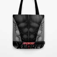 Wolverine Uncanny X-Force Tote Bag