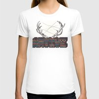 native american T-shirts featuring Native by Pilgrim