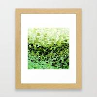 :: Jungle Compote :: Framed Art Print