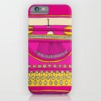 Typewriter III iPhone 6 Slim Case