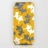 Goldfish Pattern iPhone 6 Slim Case